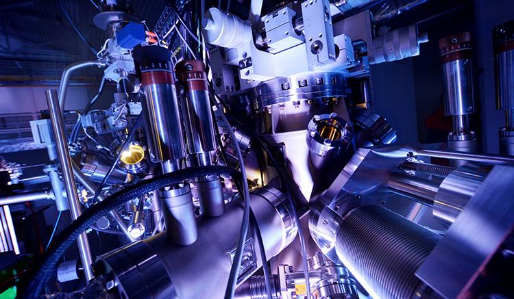 Synchrotron Solaris